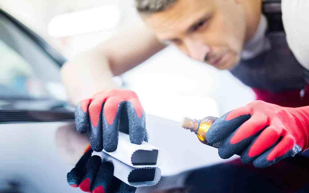 Teflon coating for cars