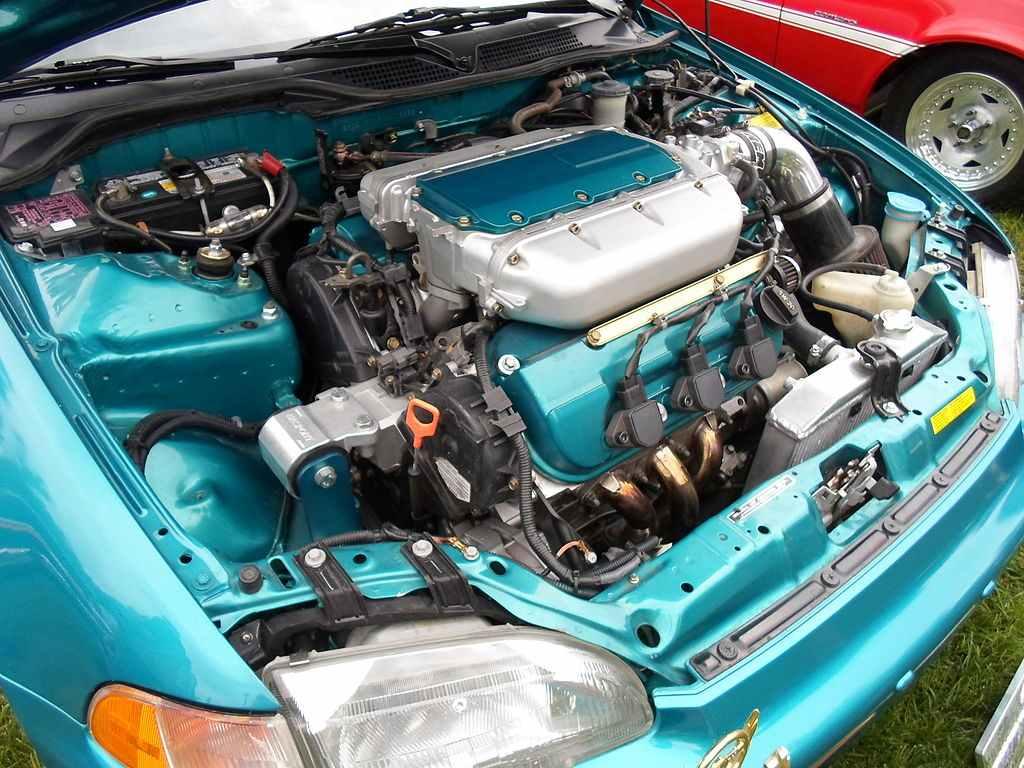 Honda engine swapping