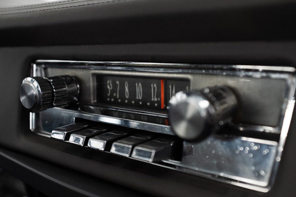 Bluetooth Calling radio