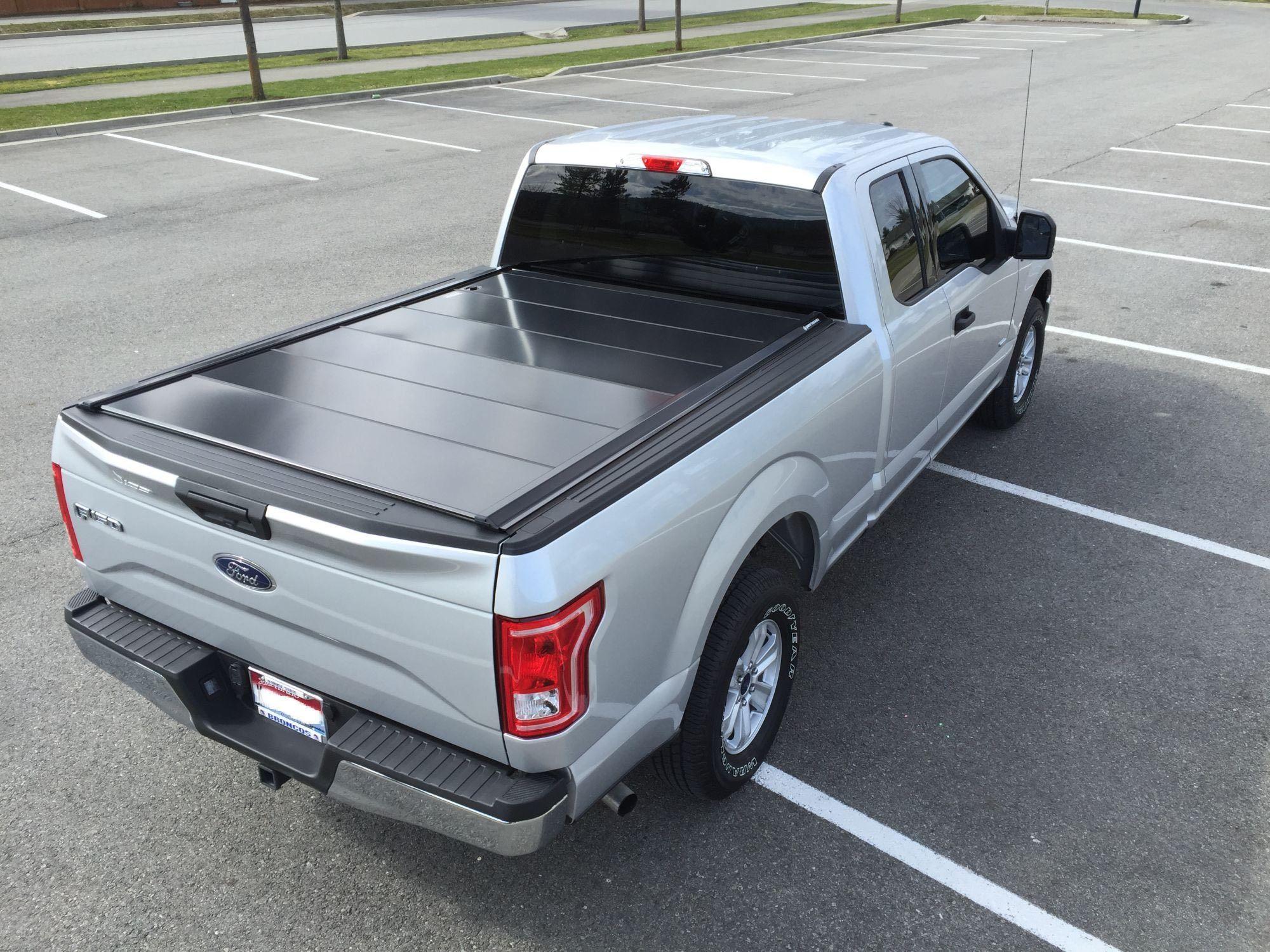 truck tonneau cover