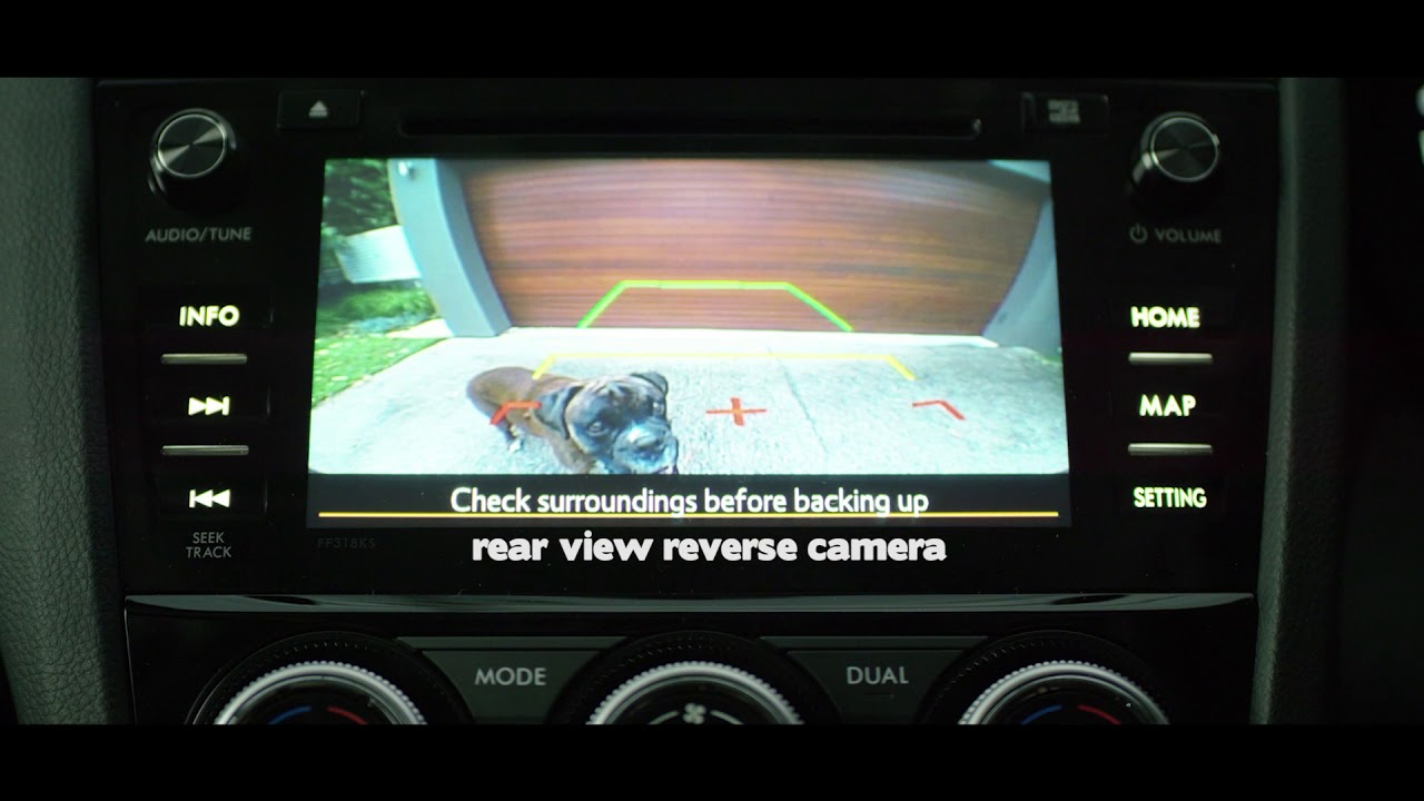 rearview observation camera