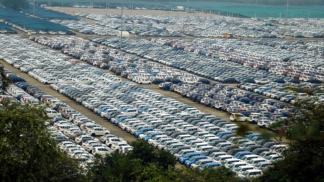 what happens to unsold cars