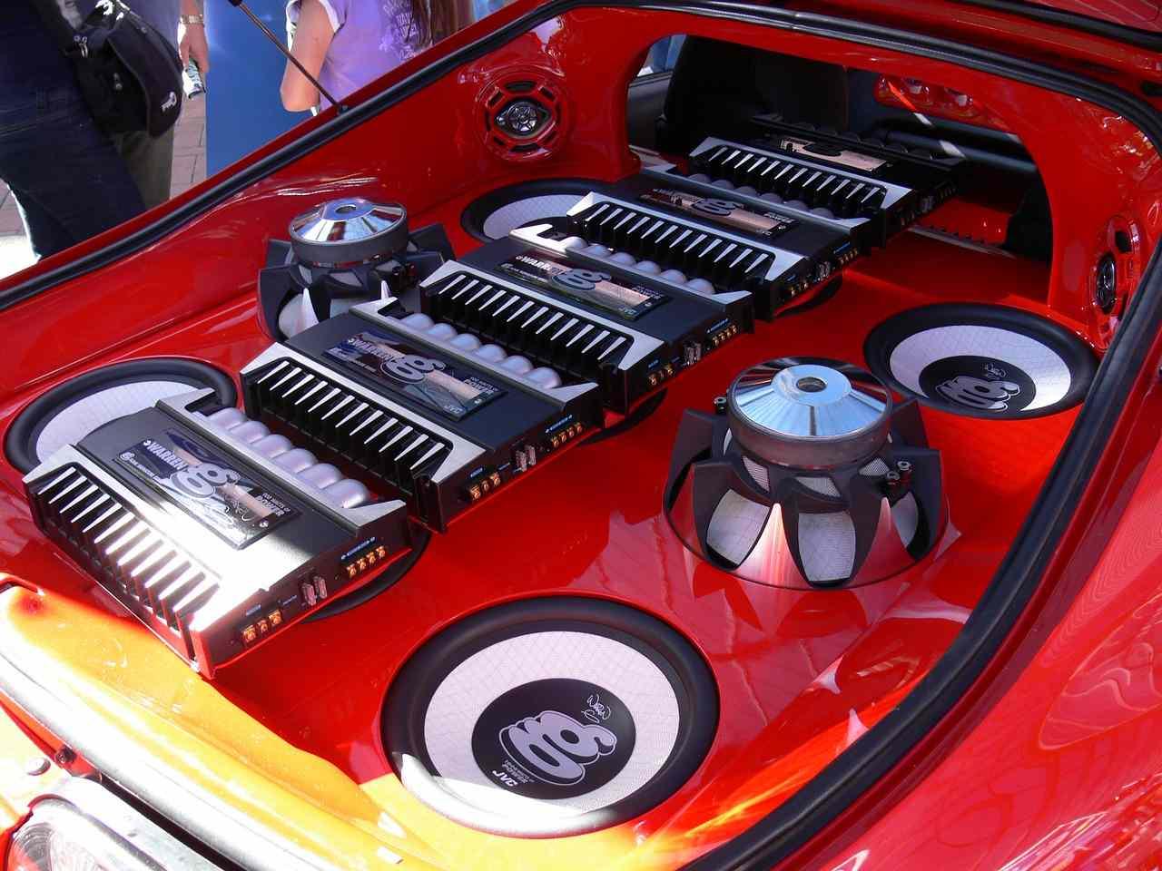 car tweeter speakers