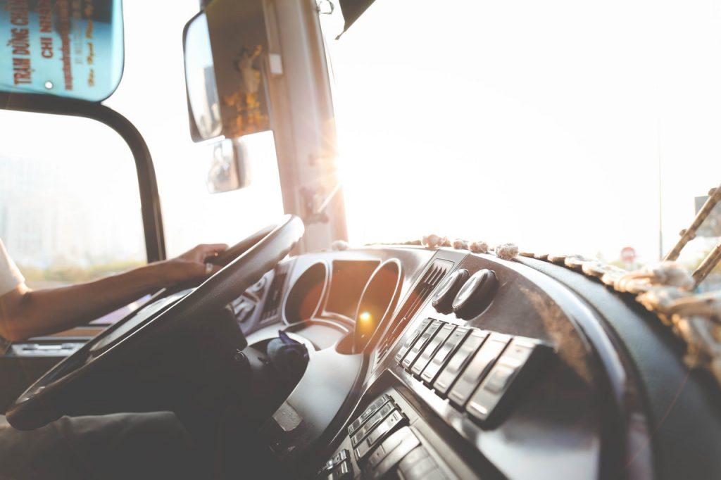 control truck