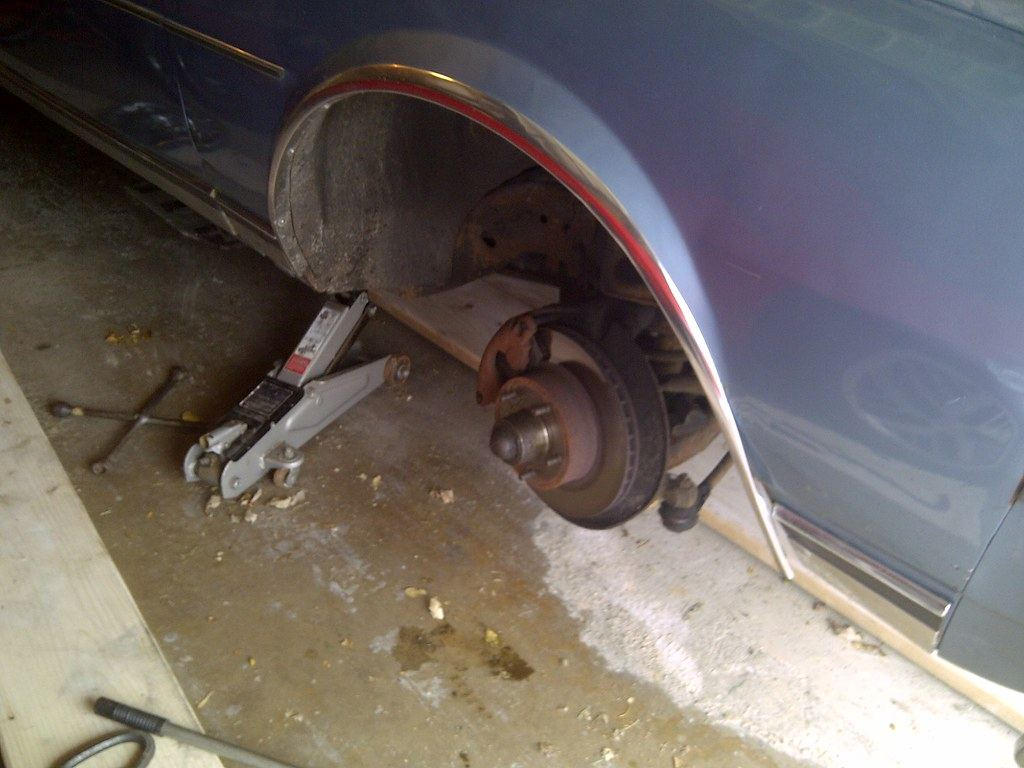 cost to replace brakes