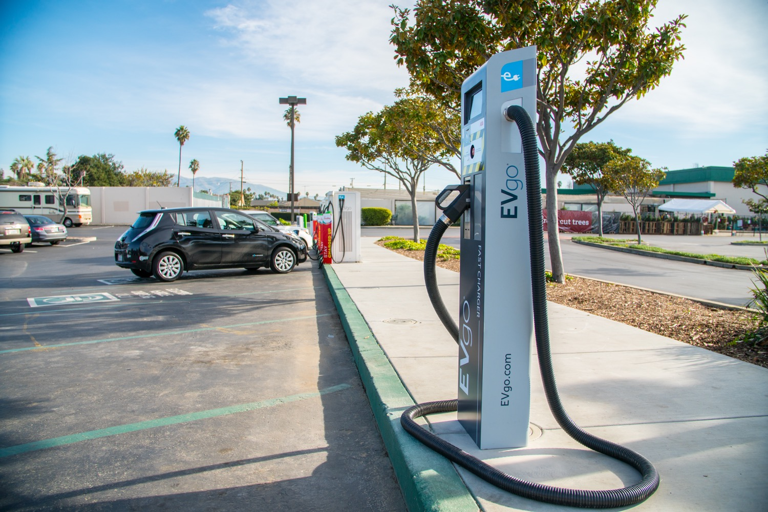 DC fast charging