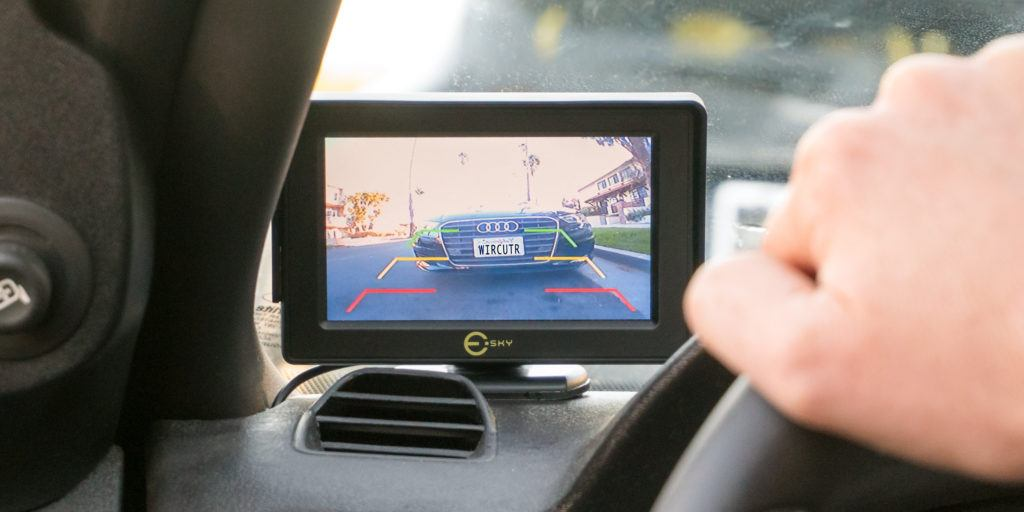 How To Install A Backup Camera On Truck