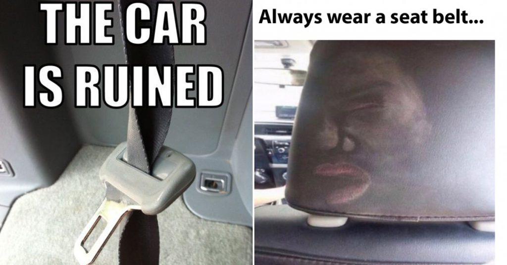 benefits of seat belts