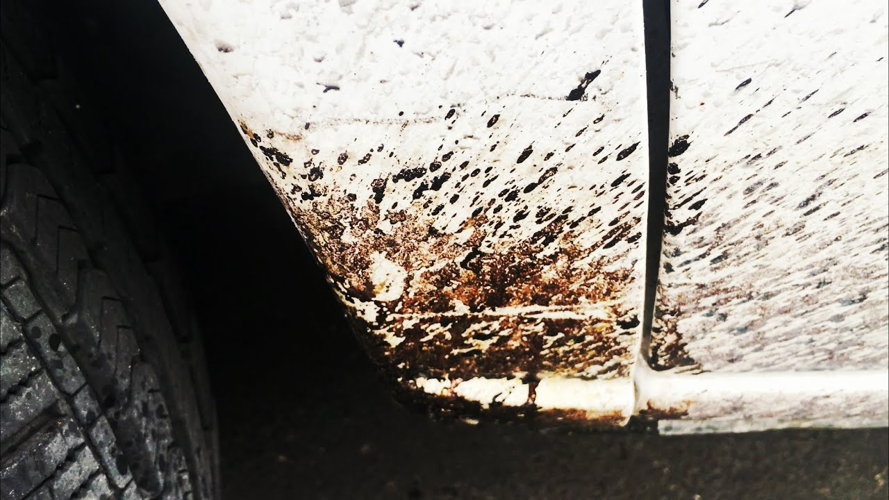 Remove Road Tar From Your Car