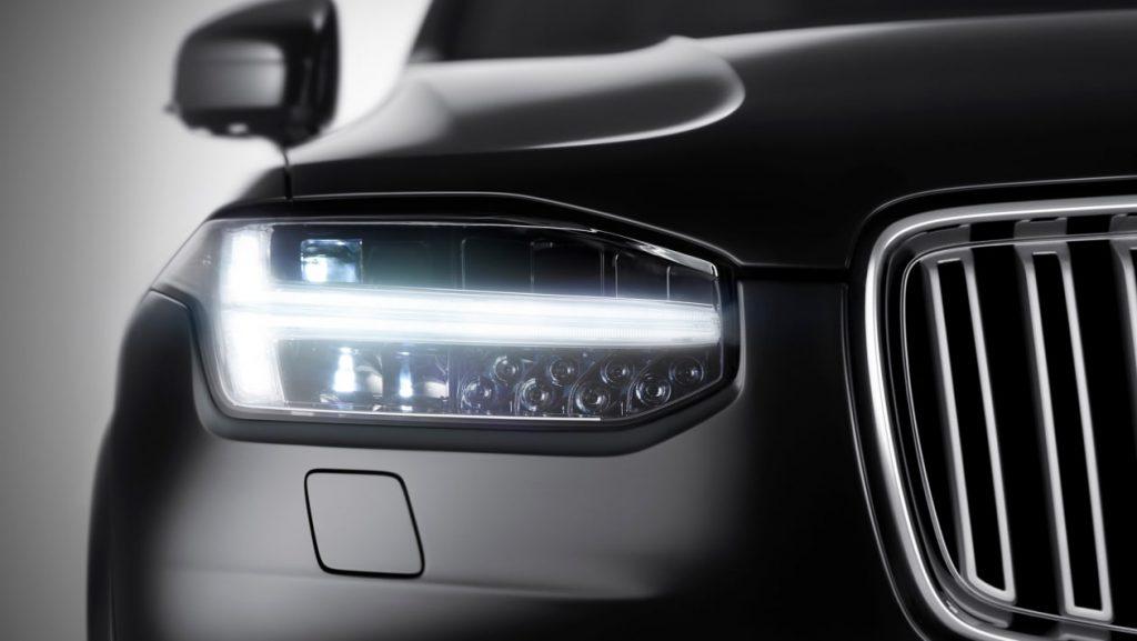 laser automotive headlights