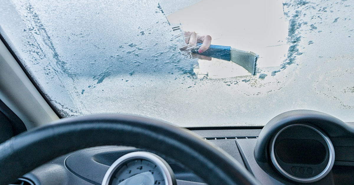 how a car defroster work