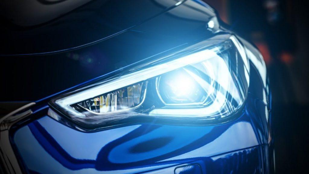 HID automotive headlights