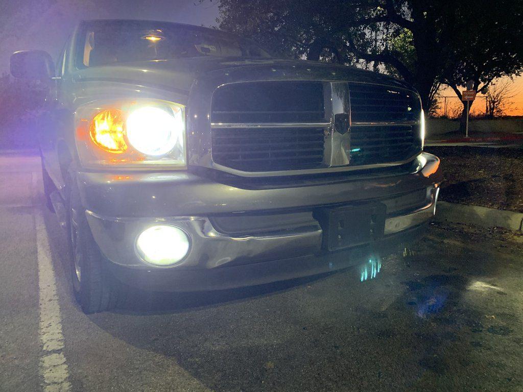 LED automotive headlights