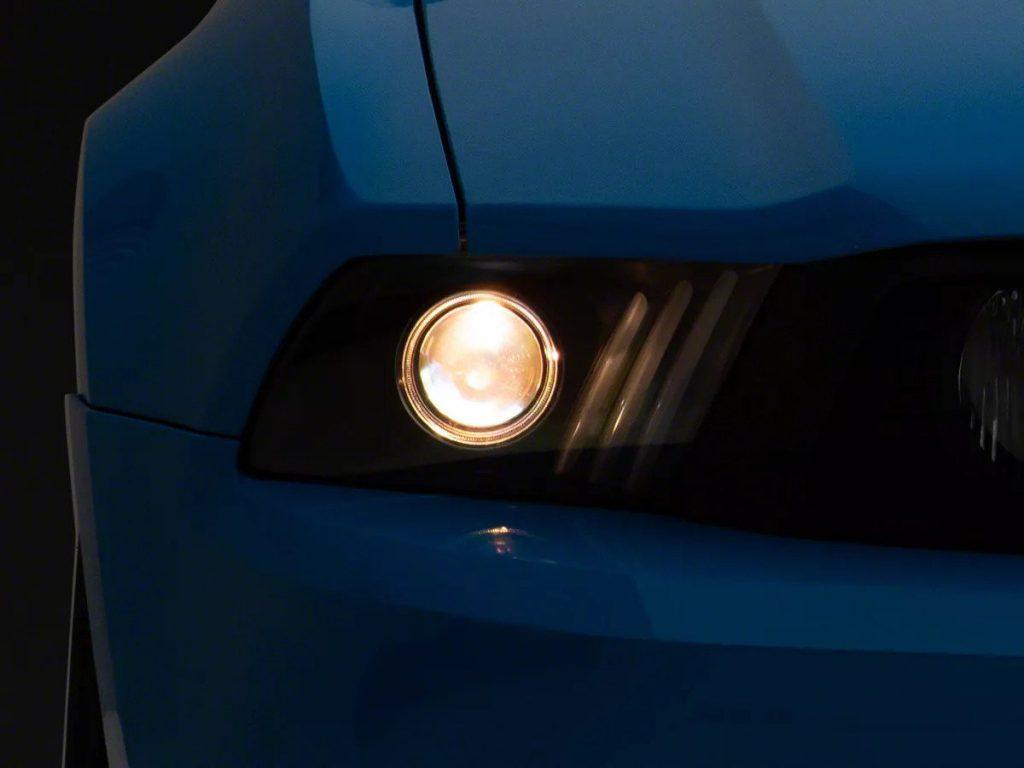halogen automotive headlights