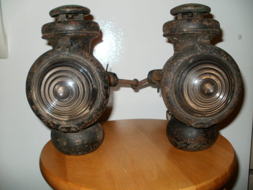kerosene oil headlamps
