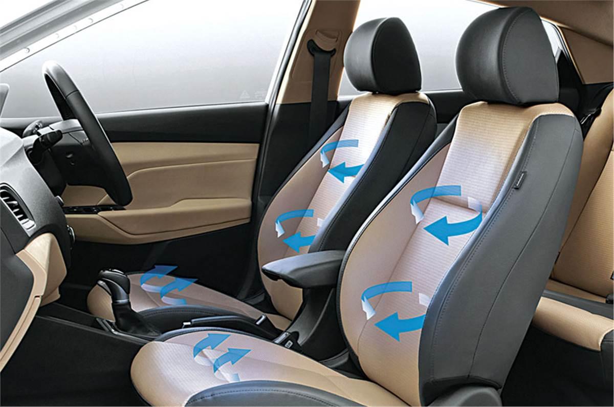 cooled car seats