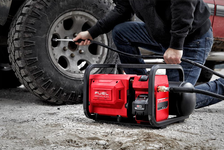 air compressor for car tires