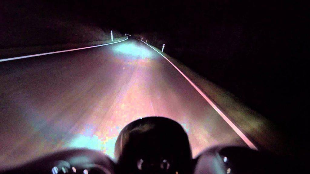 afs curve-adaptive headlights