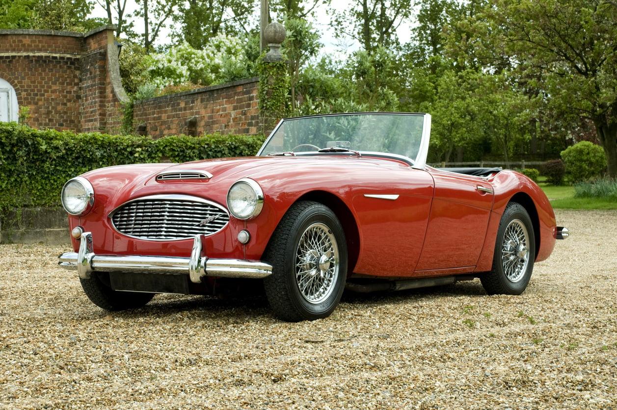maintain vintage cars