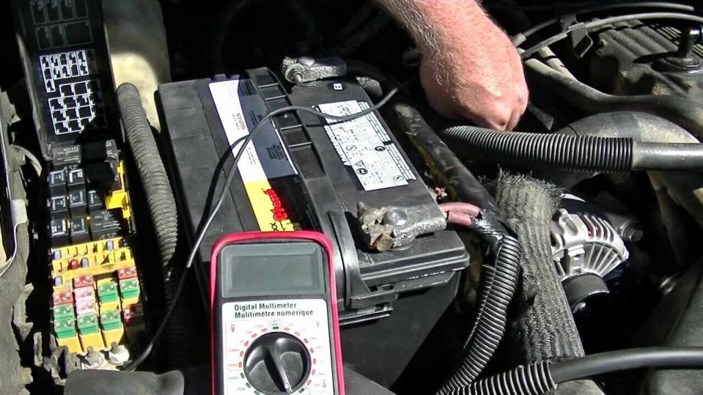 bad battery cable and fusible link